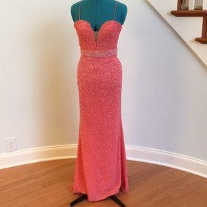 Sherri Hill prom gown